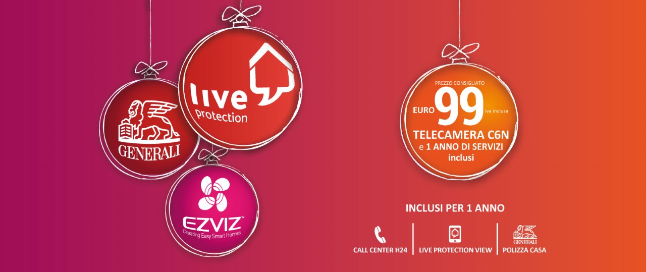 live protection offerta natale 2020