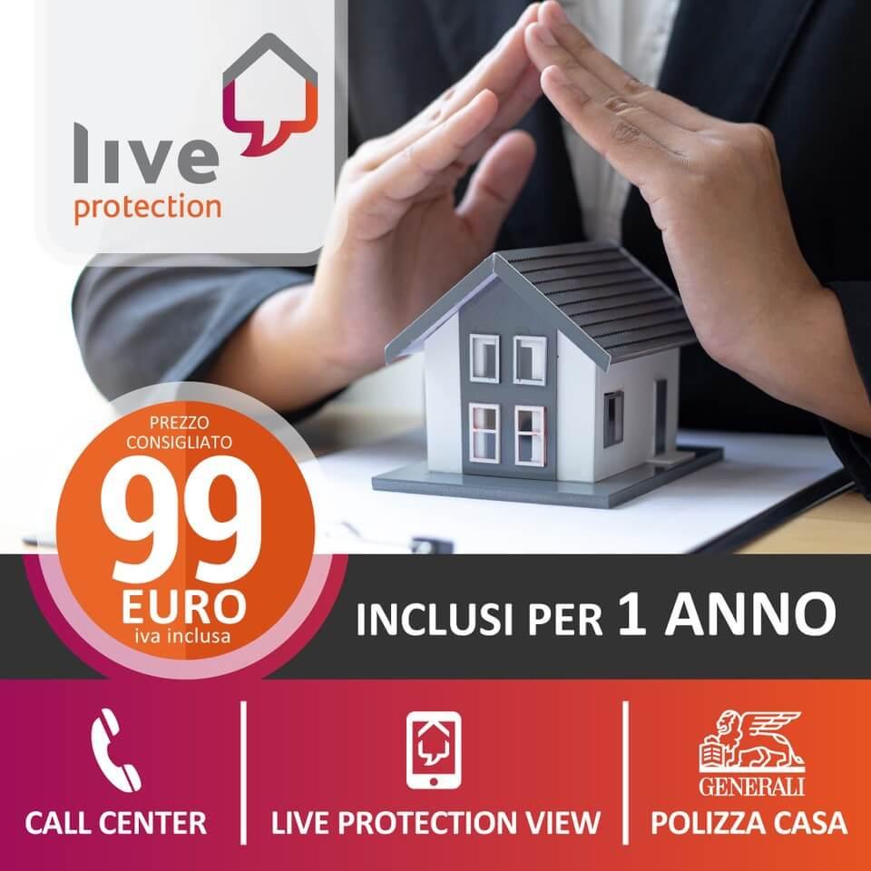polizza casa live protection